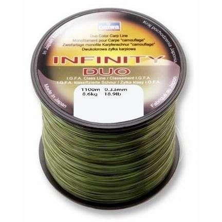 Fir Daiwa Infinity Duo 0.33mm