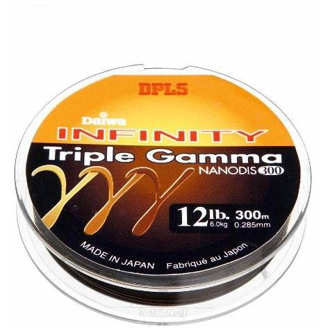 Fir Daiwa Infinity Triple Gamma 0.37mm
