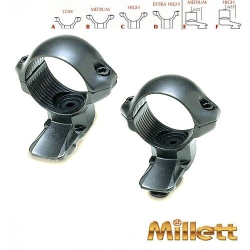 Prindere SET RING EXT. OT.M D30 ARGO/BAR/VULCAN/M70/A-BOLT thumbnail