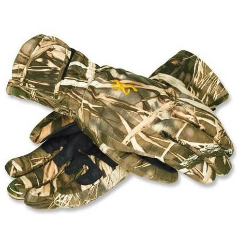 Manusi Browning CAMO DIRTY BIRD MAX 4 M