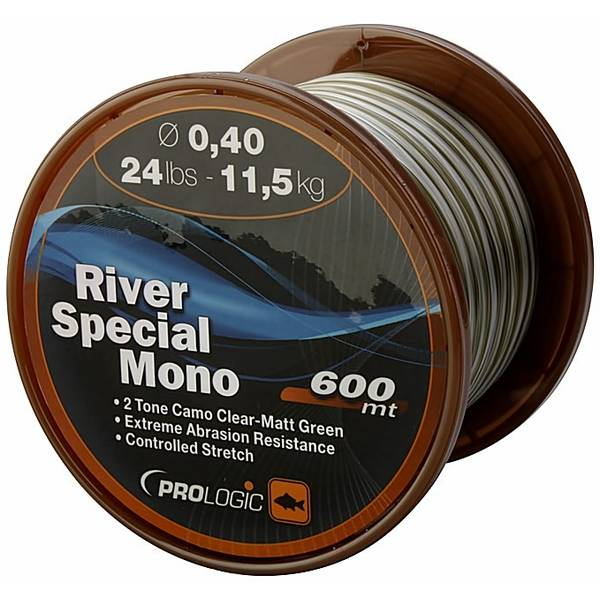 Fir ProLogic River Special Mono Camo 0,35mm 9,6kg 600m