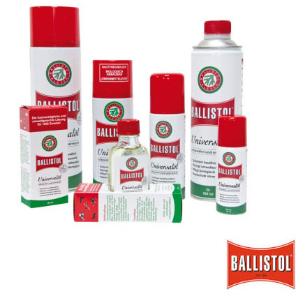 SPRAY ULEI ARMA BALLISTOL 50ML thumbnail