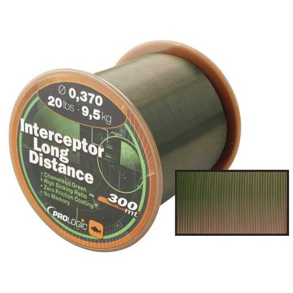Fir ProLogic INTERCEPTOR LONG DISTANCE VERDE 030MM/7,1KG/300M