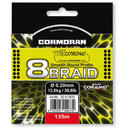 Fir Cormoran Corastrong 8xBraid 0.16mm 10,7kg 135m