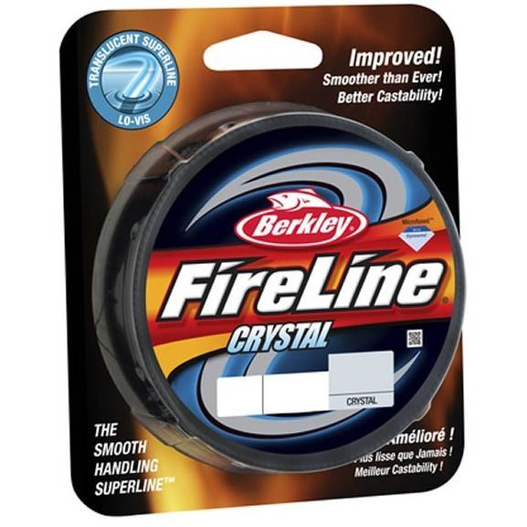 Fir Berkley New Fireline Crystal 0.20mm 13,2kg 110m