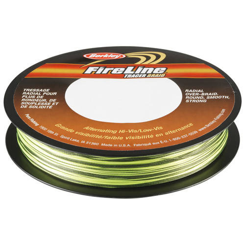 Fir Berkley New Fireline Braid Bicolor 0.16mm 16,3kg 110m