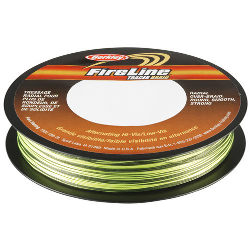 Fir New Fireline Braid Bicolor 0.30mm 36 3kg 110m