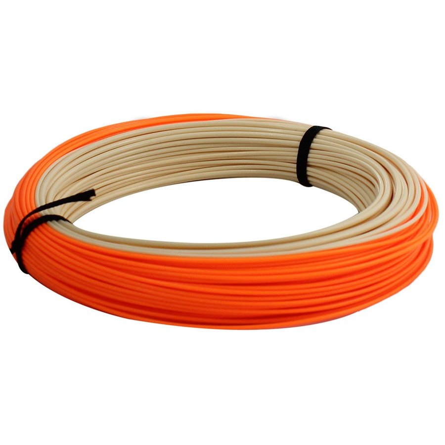 Fir Orange Fly Line Wf Clasa 5