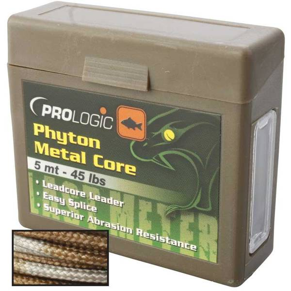 Fir ProLogic LEADER PHYTON METAL CORE CAMO 5M/35LBS