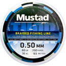 Fir Mustad THOR BRAID 015MM/11,38KG/110M
