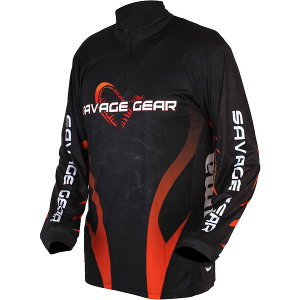 Tricou Savage Gear Tournament UV Protect Marimea 2XL