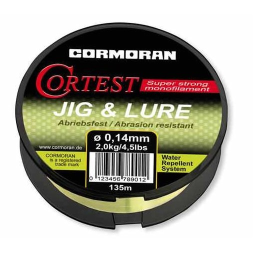 Fir Cortest Jig & Lure 0 16mm/2 5kg/135m