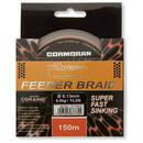 Fir Cormoran Corastrong Feeder Braid 0.13mm 6kg 150m