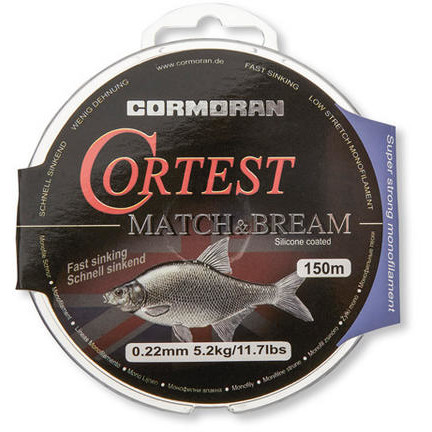 Fir Cortest Match & Bream 014mm/2 3kg/150m