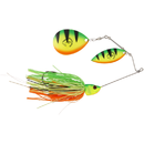 Savage Gear Da'Bush Spinnerbait firetiger flame nr.3
