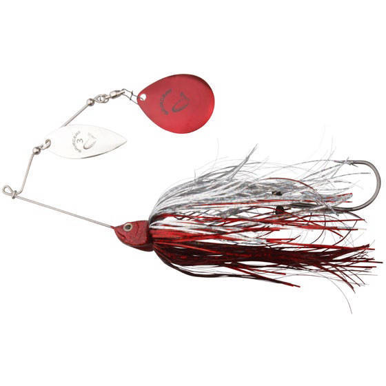 Savage Gear SPINNERBAIT NR.3.32G RED SILVER