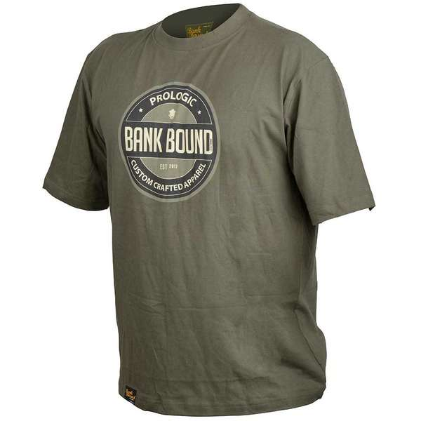 Tricou ProLogic Bank Bound Badge Marimea XL