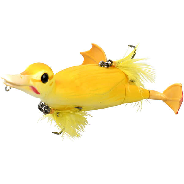 Vobler Savage Gear 3D Suicide Duck 10,5cm 28g Yellow