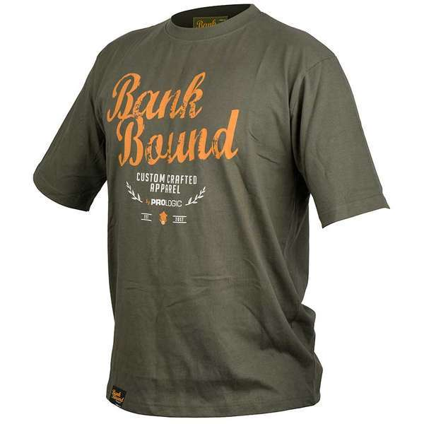Tricou ProLogic Bank Bound Retro Masura L