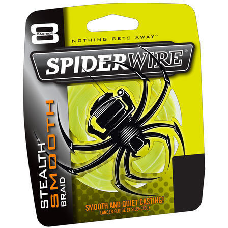 Fir Spiderwire Stealth 8 Galben 0.17mm