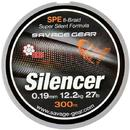 Fir Savage Gear HD8 Silencer  0.12mm/6.3Kg/120m