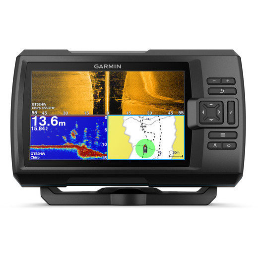 Sonar Striker Plus 7SV GPS thumbnail