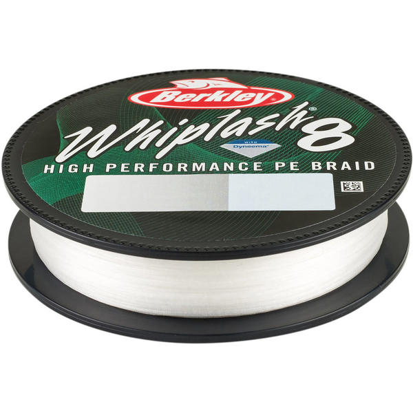 Fir Berkley Whiplash 8 Crystal 0.16mm 20.8kg 150m