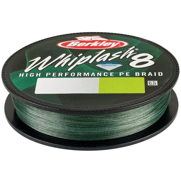 Fir Berkley Whiplash 8 Green 0.06mm 10.9kg 150m