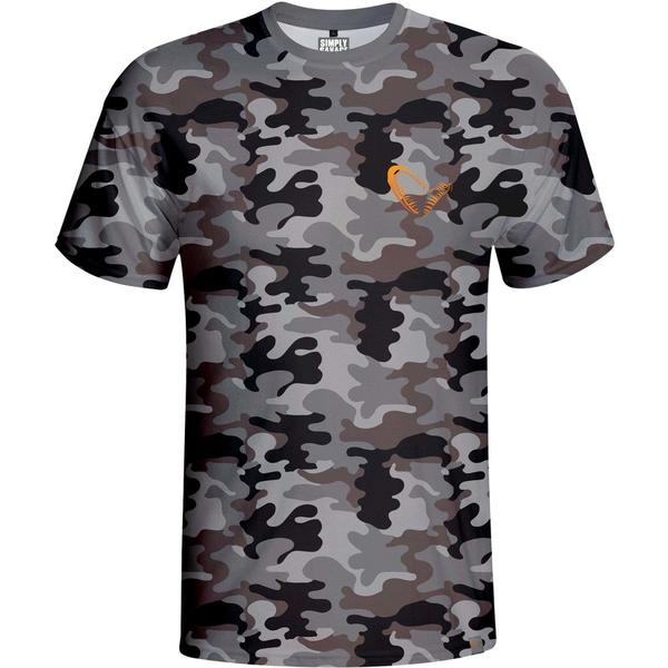 Tricou Savage Gear Simply Camo Marimea XL