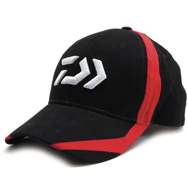 Sapca Daiwa Flash Logo Black