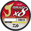 Fir Daiwa J-Braid Grand X8 Galben 0.13mm 8.5kg 135m