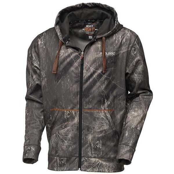 Jacheta ProLogic Realtree Fishing Zip Marimea L