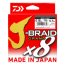 Fir Daiwa J-Braid Grand X8 Gri 0.28mm 26.5kg 135m