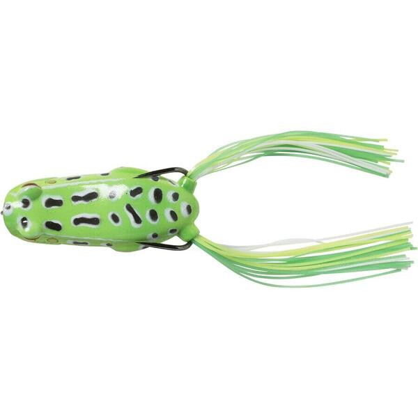 Vobler Savage Gear 3D Pop Frog 7cm 20g Green Frog