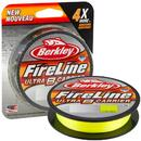 Fir Berkley Textil Fireline Ultra 8 Fluo Verde 0.25mm 18.4kg 150m