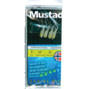 Taparina Mustad Luminous Shrimp Nr. 6 4 Bucati/Plic