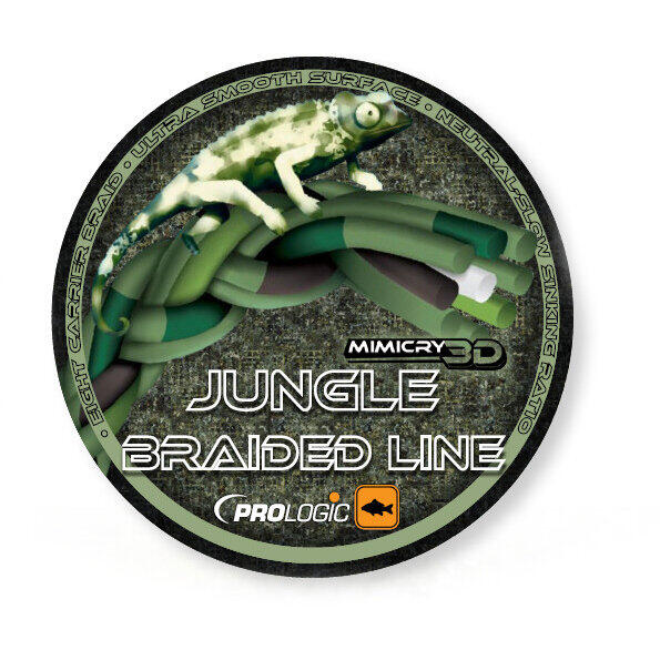 Fir ProLogic Mimicry Textil Jungle 0.36mm 40lbs/18kg  400m 5 Buc/Cutie