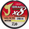 Fir Daiwa J-Braid Grand X8 Blue 0.10mm 7kg 135m