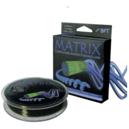 Fir CARBOTEX FILAMENT Matrix Fluo Galben 0.30mm 300m 11.95kg