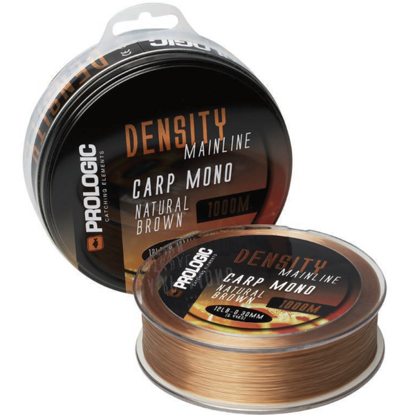 Fir ProLogic Density Carp Monofilament Maro 0.40mm 9.07kg 1000m