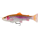 Vobler Savage Gear 4D Line Thru Pulsetail Trout 16cm 51g Albino