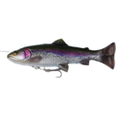 Vobler Savage Gear 3D Line Thru Pulsetail Trout 16cm 51g Rainbow Trout