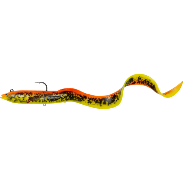 Naluca Savage Gear 4D Real Eel 20cm 38g Golden Ambulance PHP