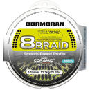 Fir Cormoran Corastrong 8-Braid Verde 0.16mm 11.4kg 300m
