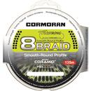 Fir Cormoran Corastrong 8-Braid 0.30mm 28.8kg 135m Verde