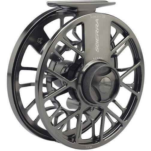 Mulineta Scierra Traxion Fly Reel 1LW Cl. 3/4 Gunsmoke