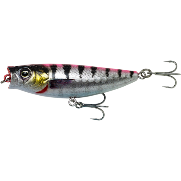 Vobler Savage Gear 3D Minnow Pop Walker 6.6cm 8g Pink Barracuda PHP