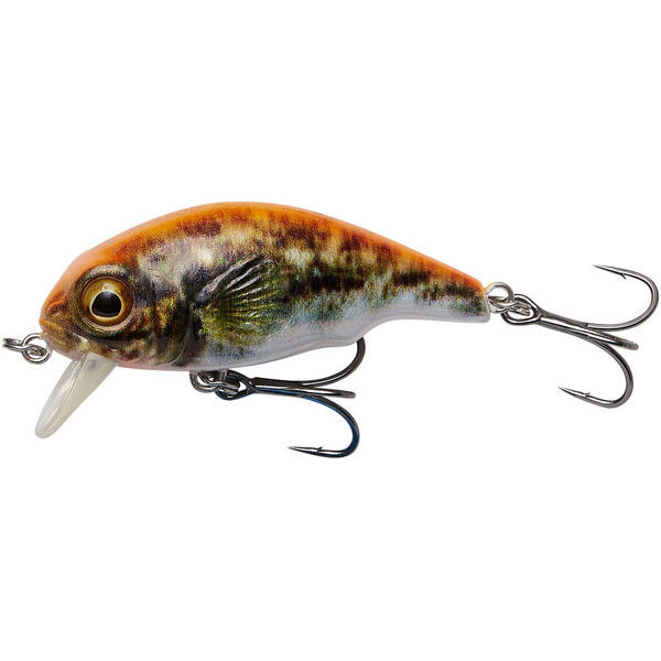 Vobler Savage Gear 3D Goby Crank SR 5cm 6.5g UV Orange