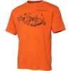 Tricou Savage Gear Cannibal Ink Orange Marimea 2XL