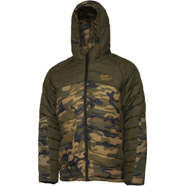 Jacheta ProLogic Bank Bound Insulated Camo Marimea 2XL